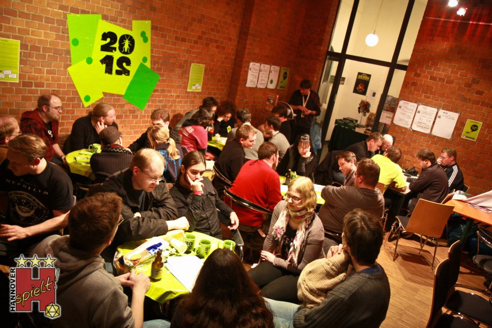 TableQuiz Apokalypse 2012