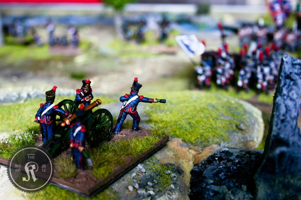 Command &amp; Colours NAPOLEONICS in Zinn.