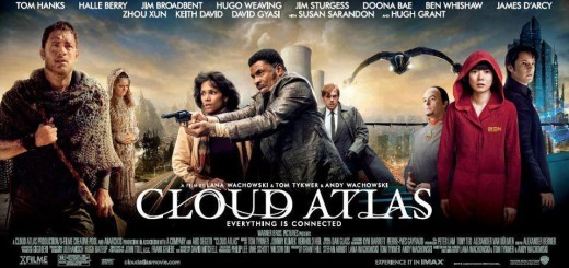 Cloud Atlas Filmposter