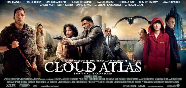 Cloud Atlas Filmposter