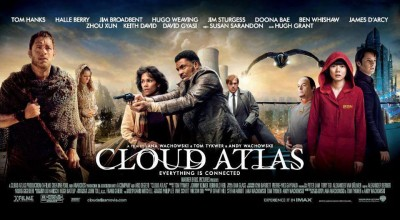 Filmposter Cloud Atlas