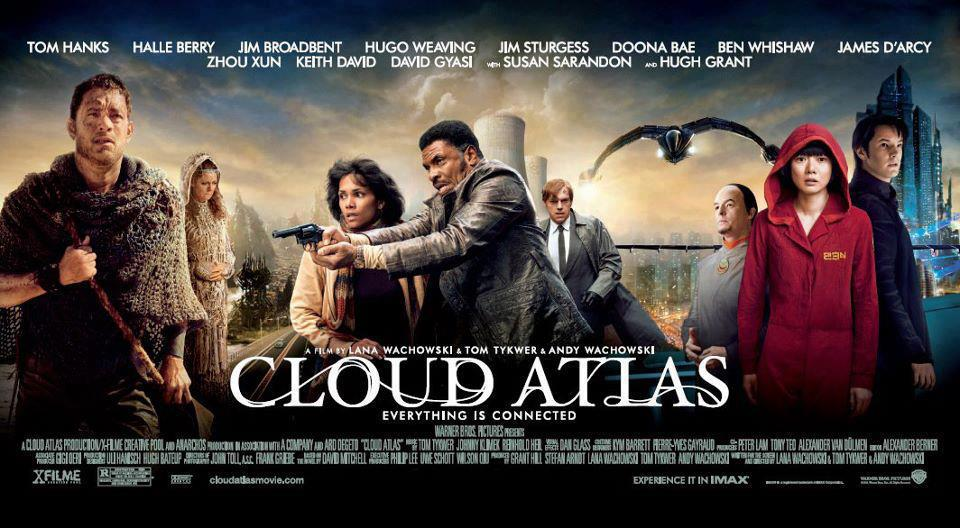 Filmposter Cloud Atlas