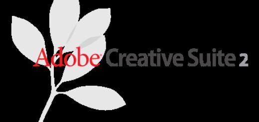 Logo der ADOBE Creative Suite 2