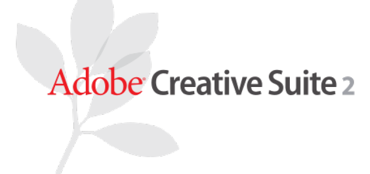 Logo der ADOBE Creative Suite 2