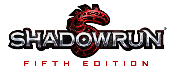 Shadowrun5e-Logo